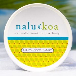 tropical hydration plus moisturizing cream
